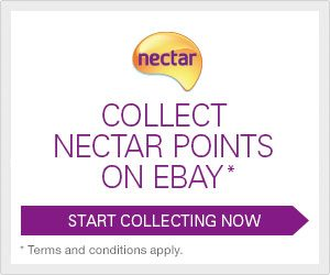 Collect Nectar points on eBay