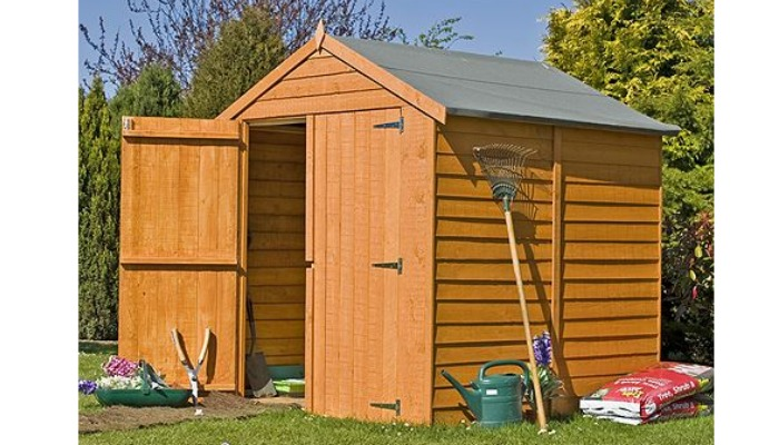 Collect double clubcard points on sheds garden buildings for Garden shed tesco