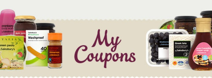 My nectar coupons