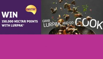 Win 150,000 Nectar Points with Lurpak