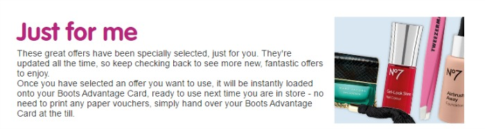 Boots just for me