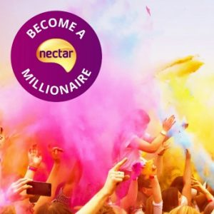 You can now collect Nectar points with Photobox, plus get the chance to become a Nectar Millionaire in their prize draw (equivalent to £5,000!)